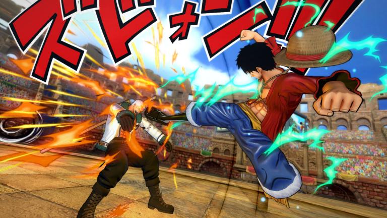 One Piece : Burning Blood - Bandai Namco sème informations et images