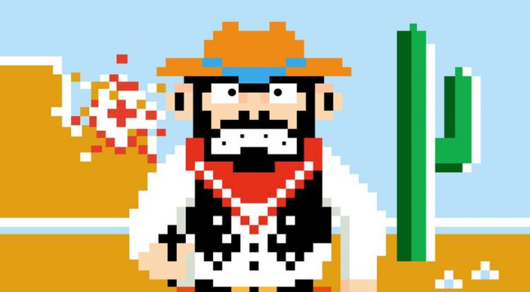 Nintendo revient dans le futur avec Wild Gunman