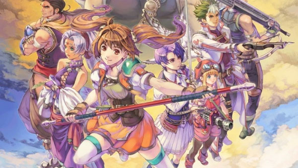The Legend of Heroes : Trails in the Sky Second Chapter daté en Occident