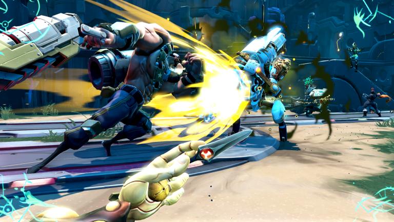 Battleborn : Entre Borderlands, Team Fortress et le MOBA, Gearbox invente son FPS hybride