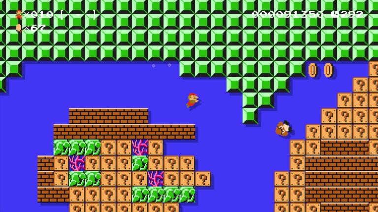 Une grosse mise à jour pour Super Mario Maker