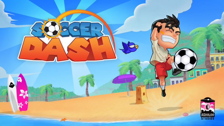 Soccer Dash - ou comment ridiculiser Zlatan