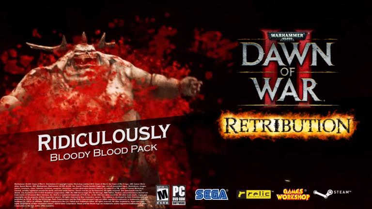 Dawn of War II : Retribution nous propose un nouveau DLC