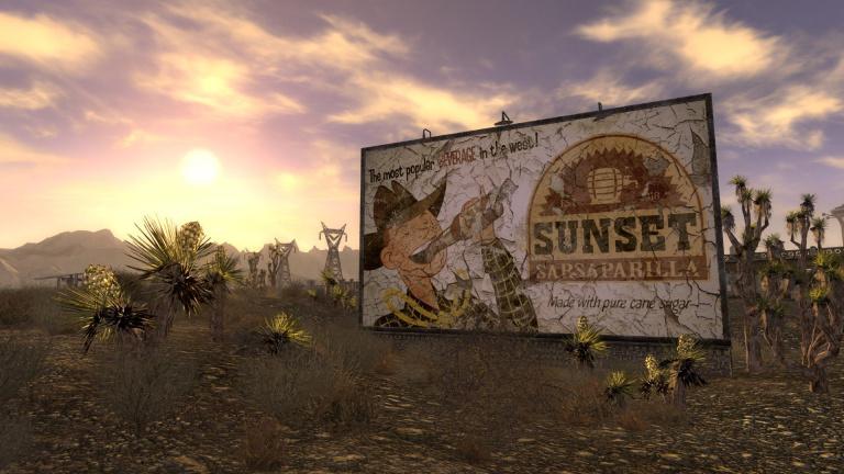 Fallout, un jeu de marques
