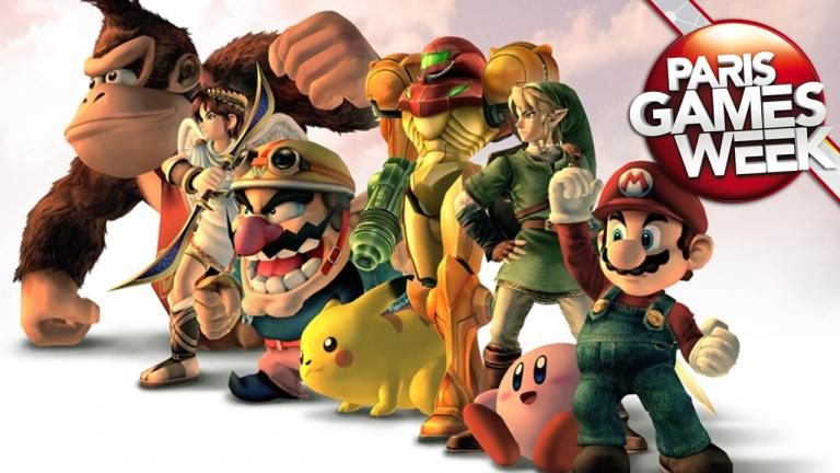 PGW : Finale des championnats de France de Super Smash Bros - Dimanche 1er novembre