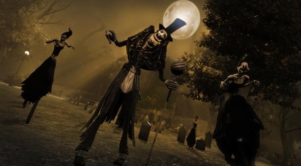 The Secret World : Exploration de rêves pour Halloween