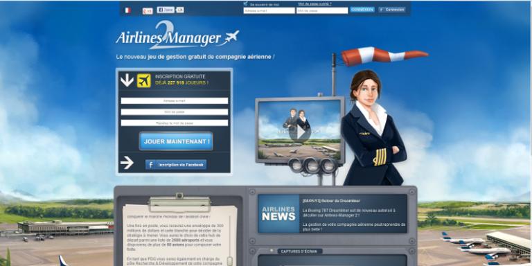Airlines Manager 2 - Gérez votre compagnie aérienne