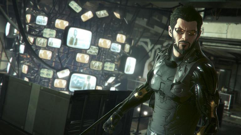 Deus Ex : Mankind Divided limité à 30 fps sur consoles