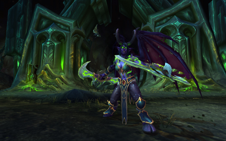 BlizzCon 2015 : WoW Legion : On a testé le Chasseur de démons