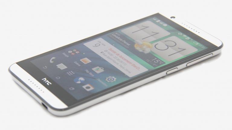 HTC Desire 820, nos impressions : Le plastique, ce n'est pas (toujours) fantastique