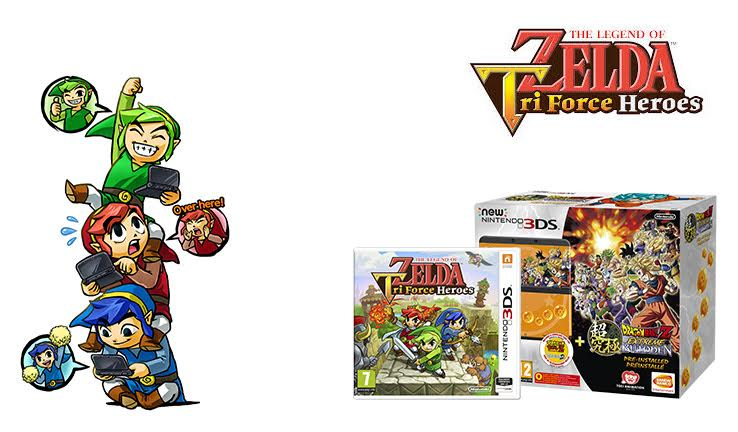 legend of zelda tri force heroes strategy guid