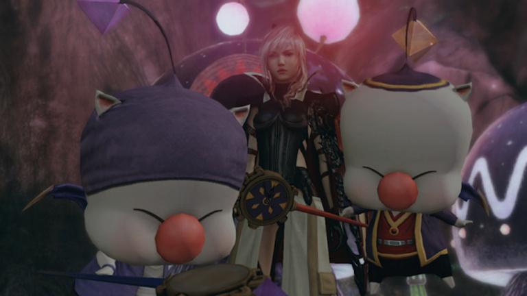 Il y aura bien des mogs dans Final Fantasy XV