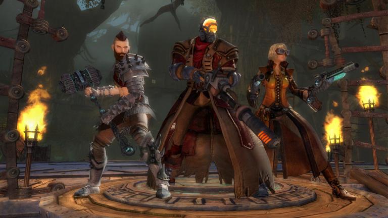 Guild Wars 2 accueille son premier chemin de raid