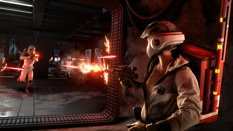 Star Wars Battlefront s'optimise avec son patch day-one