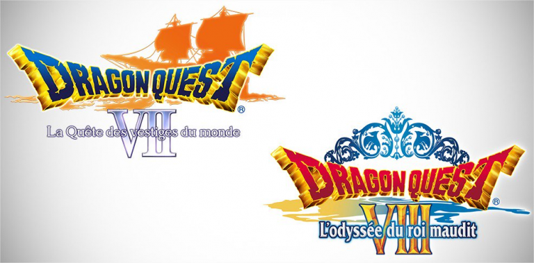 Nintendo Direct : Dragon Quest 7 et 8 confirmés pour 2016 en occident