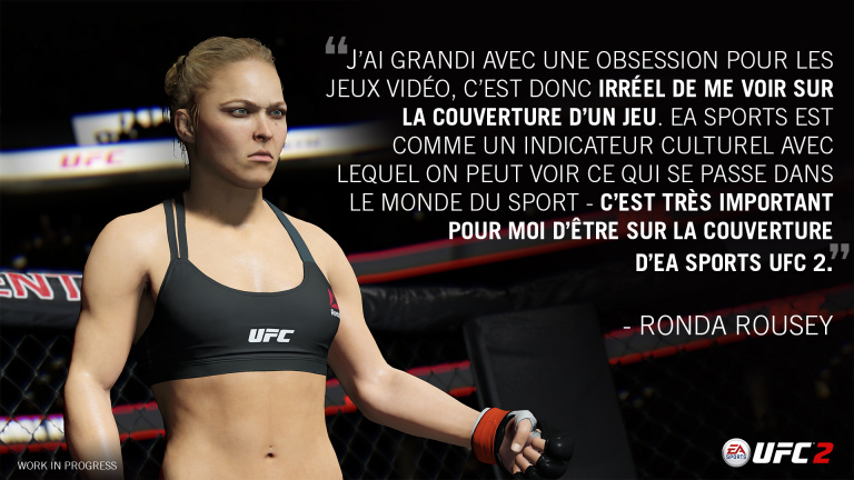 EA Sports UFC 2, un retour attendu dans l'octogone
