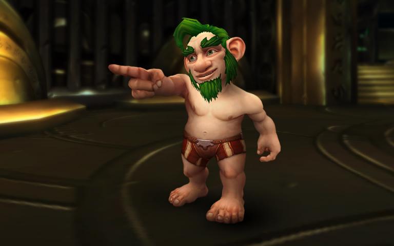World of Warcraft Legion : La classe Chasseur enfin ouverte aux gnomes