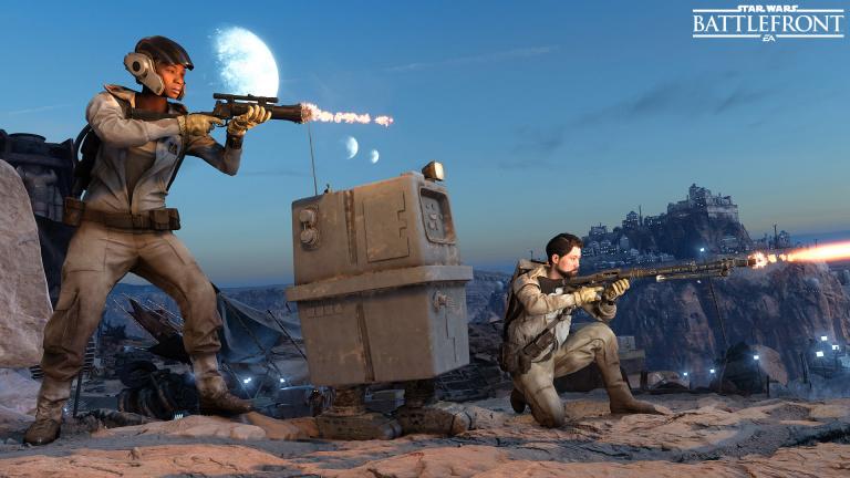 Star Wars : Battlefront révèle le contenu de son Season Pass