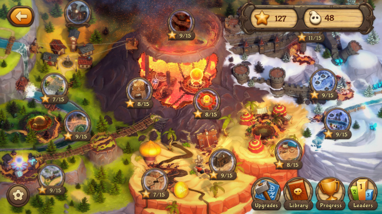 Evil Defenders, gameplay de ce tower defense de l'enfer