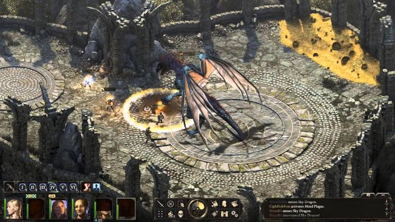 Pillars of Eternity : La deuxième extension pour janvier