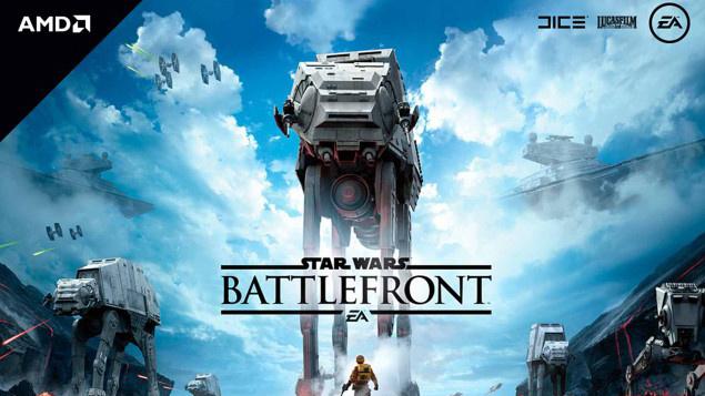 AMD offre le jeu Star Wars Battlefront en bundle avec ses cartes R9 Fury