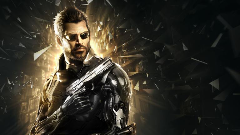 Deus Ex : Mankind Divided repoussé