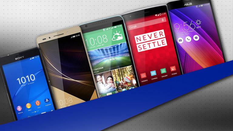 Notre sélection des meilleurs smartphones milieu de gamme, si le temps de lecture vous manque