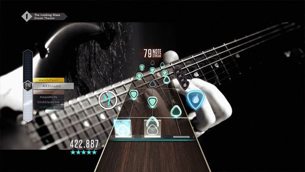 Guitar Hero Live dévoile de nouveaux morceaux
