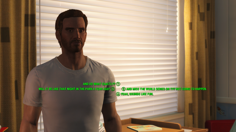 Fallout 4 : un mod bienvenu pour les dialogues
