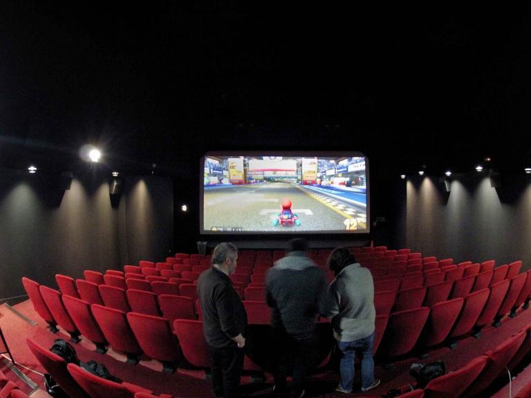 Du grand écran aux petits écrans, le Jeu Vidéo format viral et interconnecté
