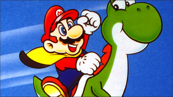 Super Mario World + Donkey Kong Country