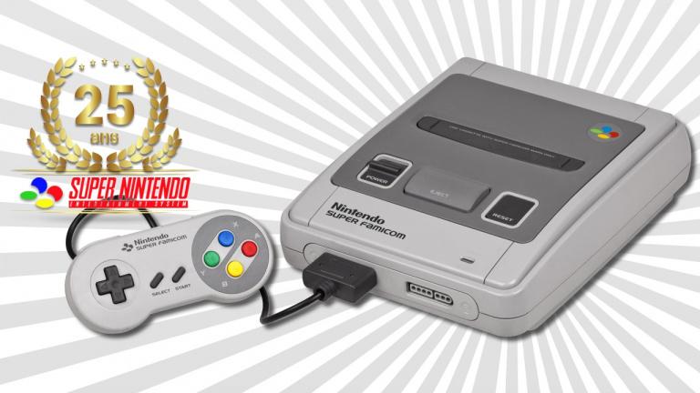 Le Stream-marathon de la Super Nintendo !