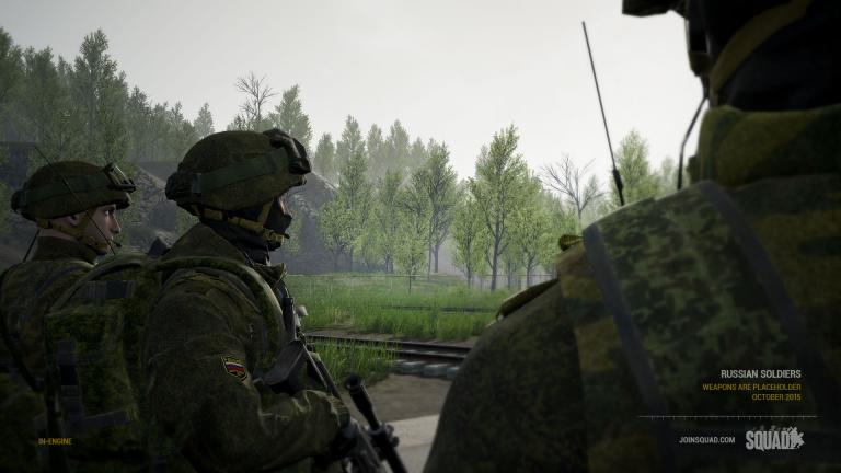 L'accès anticipé du FPS Squad commencera le 15 décembre