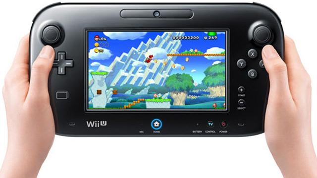Wii U Le Gamepad Vendu S Par Ment Actualit S