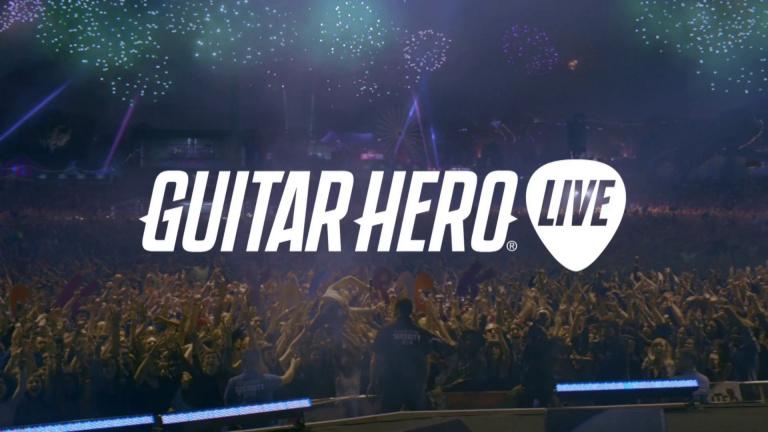Guitar Hero Live : 34 nouveaux morceaux dès demain pour la TV