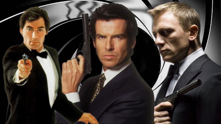 James Bond en sept jeux
