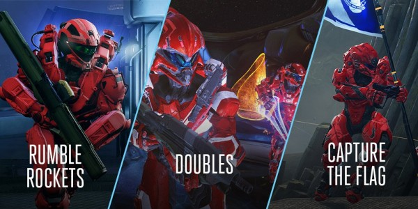Halo 5 Guardians : votez pour la playlist du week-end