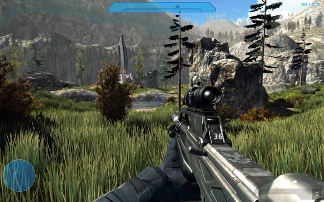 Installation 01, le Halo PC développé par des fans