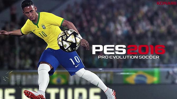 PES 2016 : Un nouveau DLC gratuit pour décembre