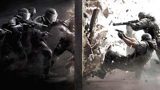 Rainbow Six Siege : Un FPS entre tactique et arcade