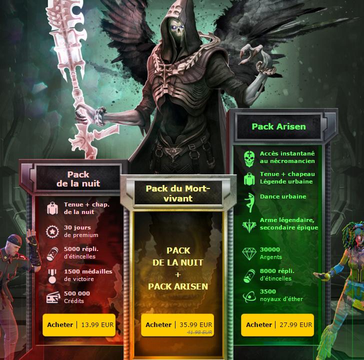 Concours Skyforge : Gagnez votre pack du Mort-vivant