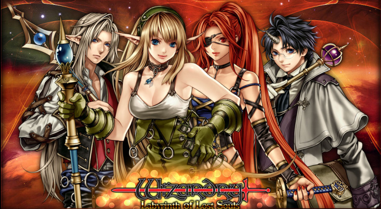 Wizardry : Labyrinth of Lost Souls sur PS Vita ?