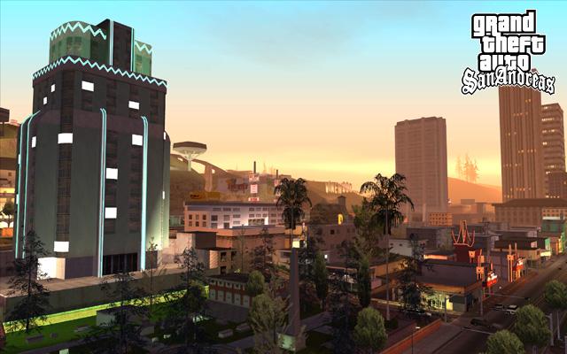 GTA : San Andreas sort aujourd'hui en version HD sur PS3