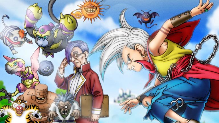 Dragon Quest Monsters : Joker 3 sortira au Japon le 24 mars 2016