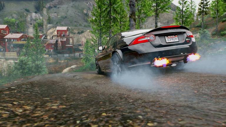 GTA V : Un mod 4K gourmand, mais impressionnant