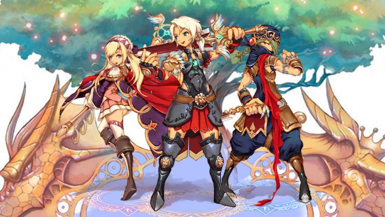 Dragonica : le MMORPG coréen débarque sur Android - Actualités du 02