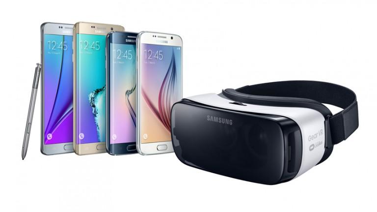 Le Samsung Gear VR débarque en France