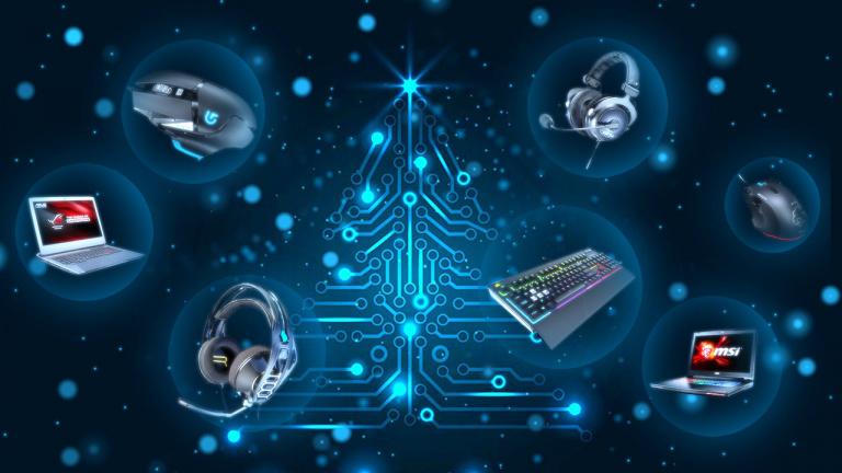 Notre sélection de claviers gamer pour ce Noël 2015