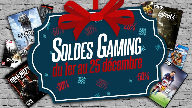 Le calendrier de l'avent de Jeuxvideo.com : Star wars Battlefront à moins de 45 €