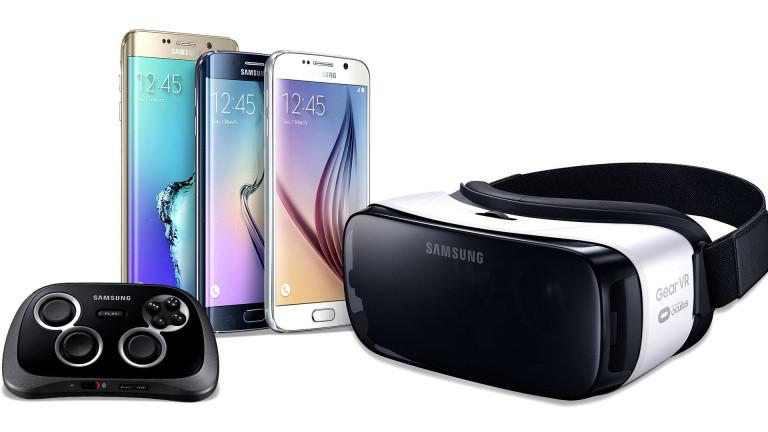 Fiche technique du produit Gear VR de Samsung